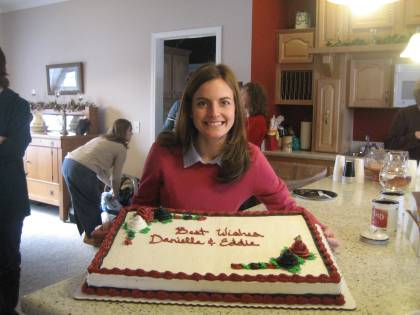 Danielle's Bridal Shower